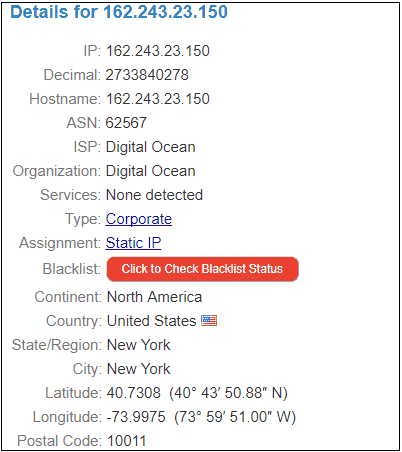 how to change own ip address