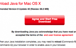 How can I download and install Java for Mac OS X?