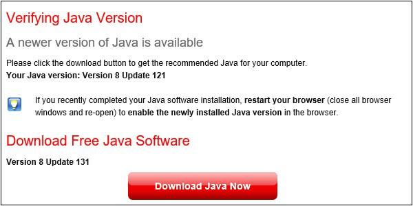 How To Find Java Version In Windows Vista - Liomideshoumi