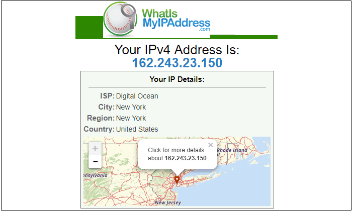 how do you find your own ip address