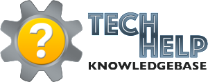 Tech Help Knowledgebase Logo