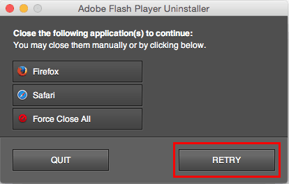 How to uninstall Flash Player from Mac | Tech Help KB