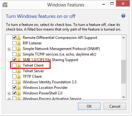 client features