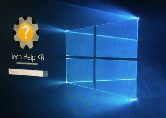 How to automatically skip the Windows 10 login screen
