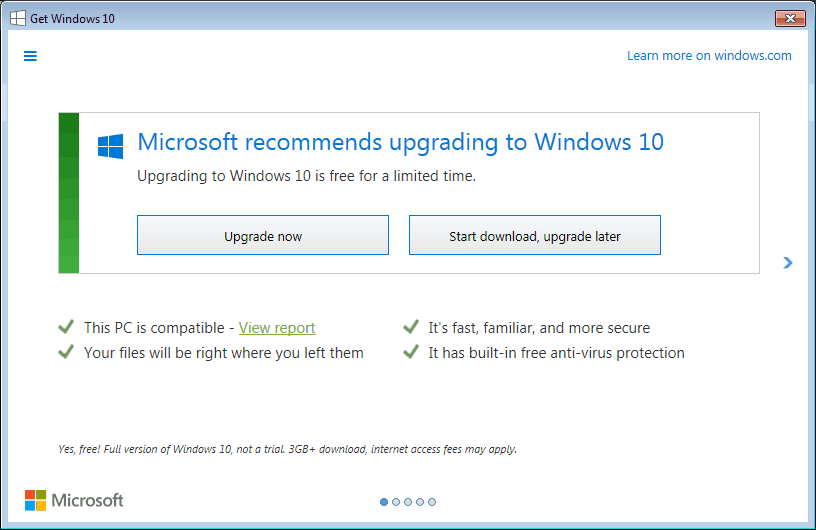 How to disable Windows 10 upgrade notifications | Tech Help KB