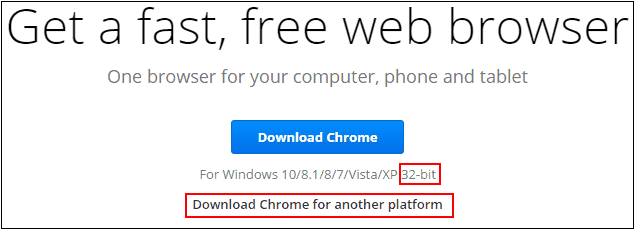 How to get 64-bit Chrome for 64-bit Windows | Tech Help KB