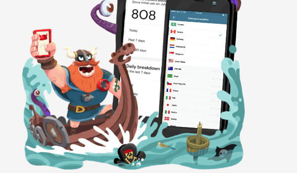 How to use the free Opera VPN iOS app