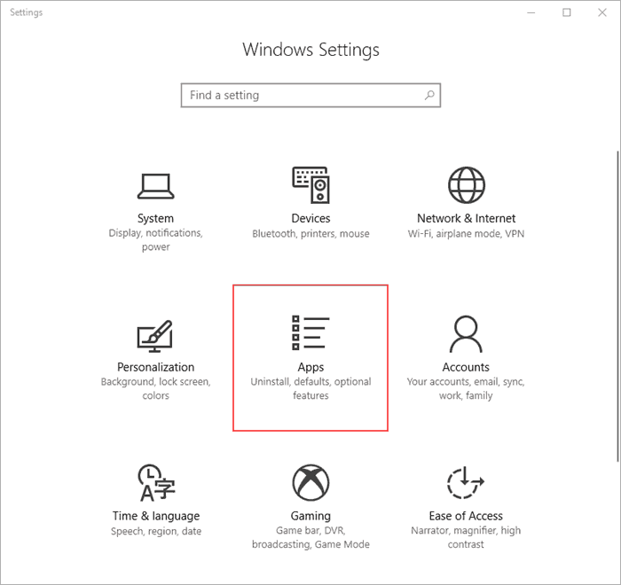 make Chrome the default Windows 10 browser