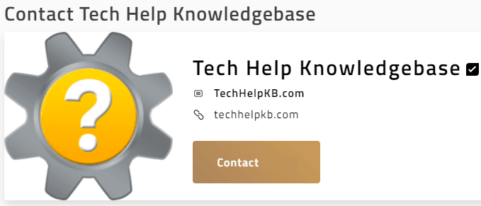 Get technical support tech help knowledgebase get technical support publicscrutiny Choice Image
