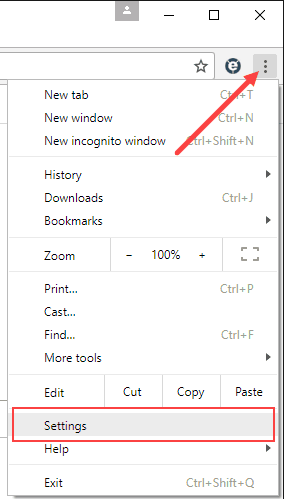 change languages in Google Chrome