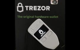 Protect your digital assets with Trezor