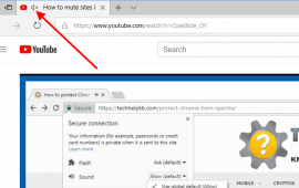 How to mute tabs in Microsoft Edge browser