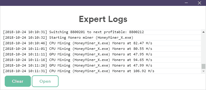 earn Bitcoin with Honeyminer