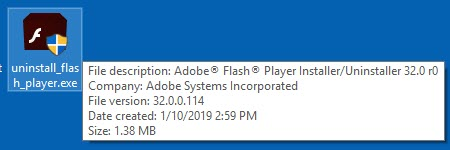 How to uninstall Flash Player from Windows | Tech Help KB