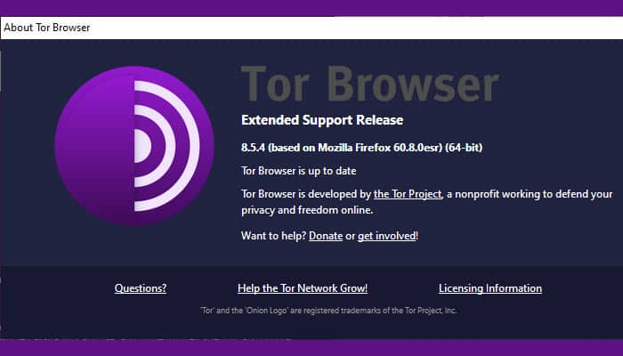 How to update Tor Browser | Tech Help Knowledgebase