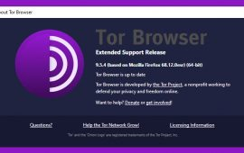 How to update Tor Browser