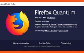 Firefox 67.0.4 Released