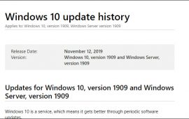 How to install Windows 10 November 2019 Update (Version 1909)