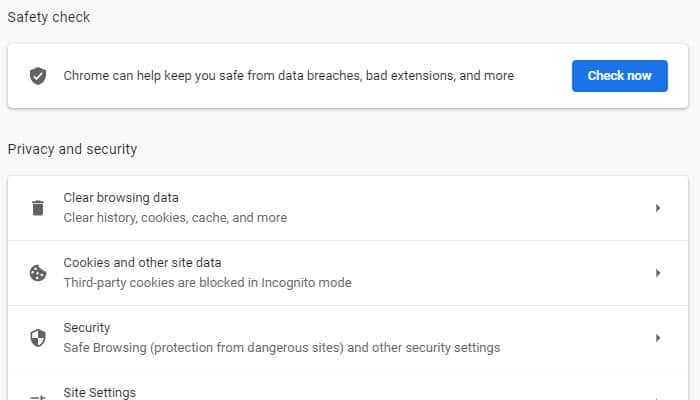 Use Chrome to keep safe from data breaches and bad extensions